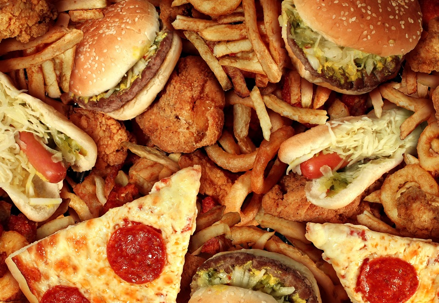 Junk Food is a pitfall to great health