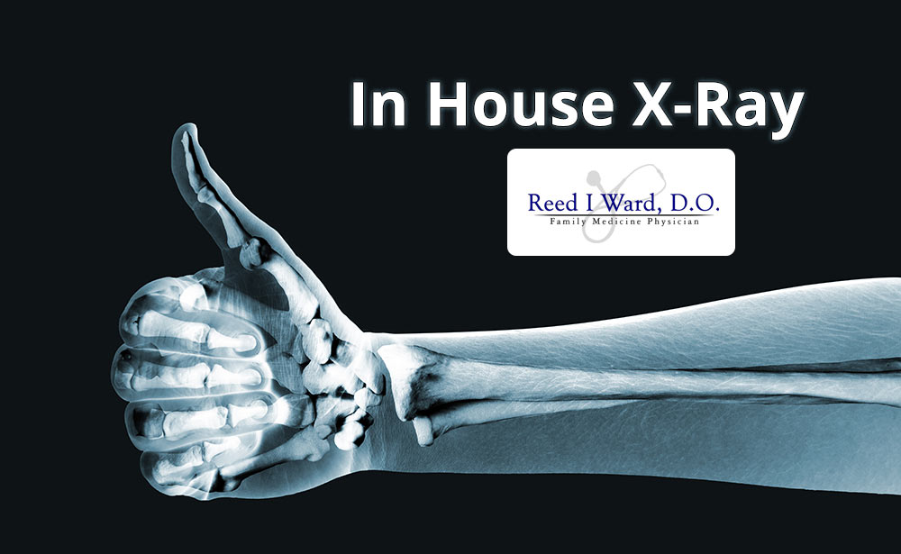 Idaho Falls X-Ray Physician patient