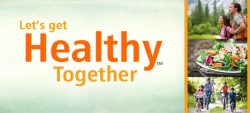 Let's get healthy together
