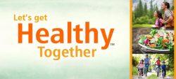 Let's get healthy together