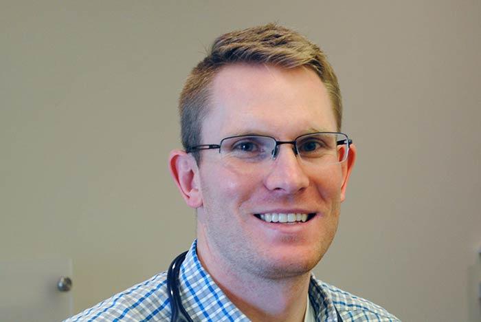 Derek Whitmill, FNP-C