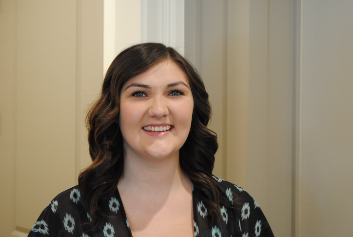 Shyanna is a receptionist for Dr. Reed Ward, and Idaho Falls family doctor.