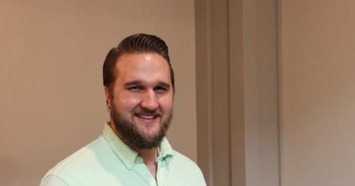 Physician Assitant, Keiton Johnson, a family practice PA for Dr. Reed Ward.
